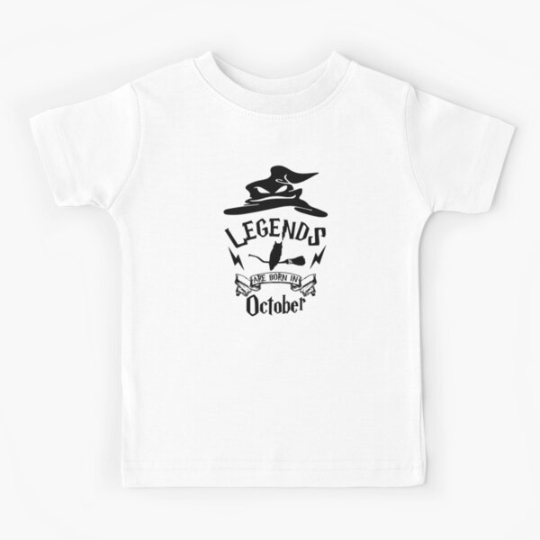 Kids Witches Are Born In May T Shirt Potter Birthday Harry Griffindor Party Gift