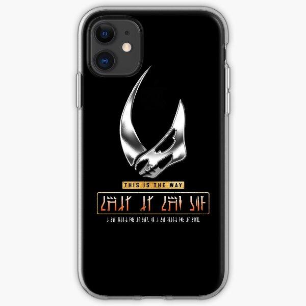 Beskar Mudhorn Signet - This Is The Way iPhone Soft Case