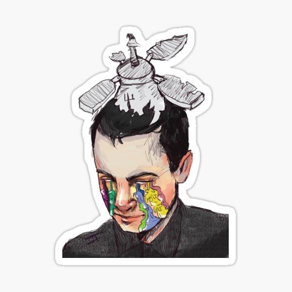 Tyler Self Titled Sticker By Nightattheart Redbubble