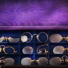 Doctor - Optometrist - Many styles to choose from  by Michael Savad