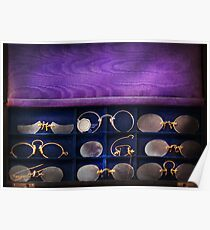 Doctor - Optometrist - Many styles to choose from  Poster