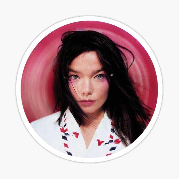 Björk Post Sticker
