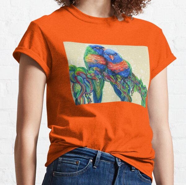 Lovely Lories Classic T-Shirt