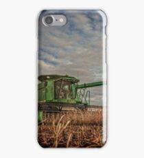 Bean Harvest iPhone Case/Skin