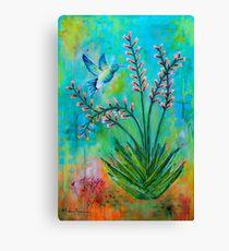 Desert Nectar Canvas Print
