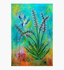 Desert Nectar Photographic Print