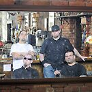 Band Reflection by Robert  Miner
