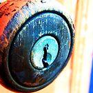 Door Knob - Hidden Valley High School by Chloe Lindgren