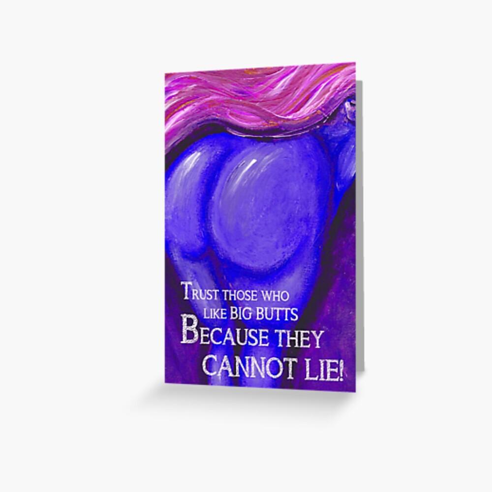Mujeres Gordas Bbw bbw con big butt - ¡no pueden mentir! | tarjetas de felicitación