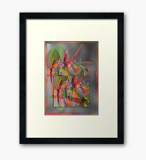 abs#1 Framed Print