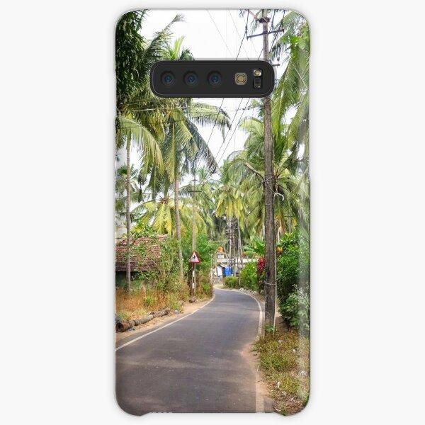 Beautiful rural Indian village house in Coastal India Samsung Galaxy Snap Case
