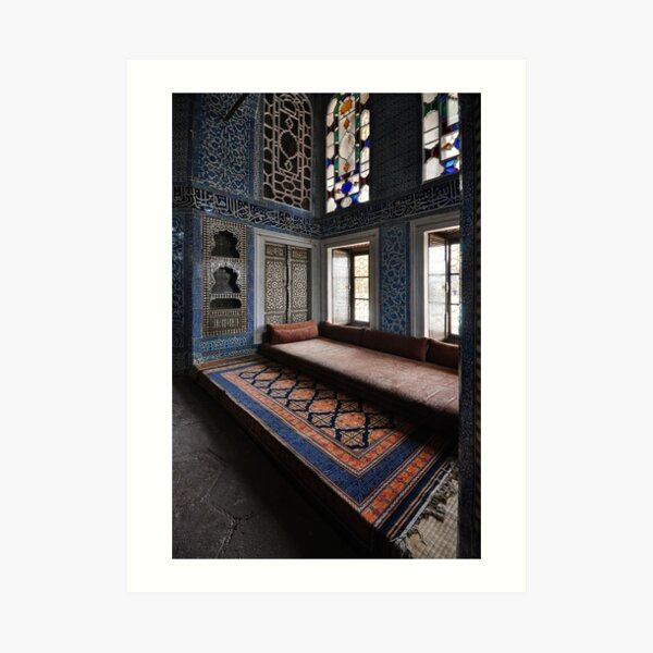The Baghdad Pavilion Art Print