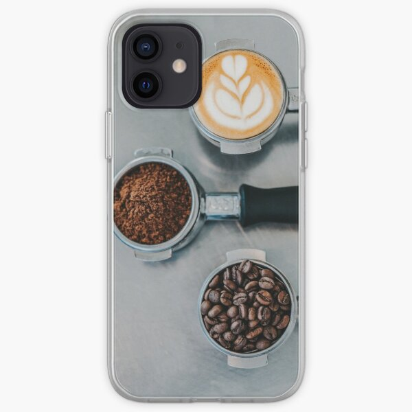 Coffee Lover  iPhone Soft Case
