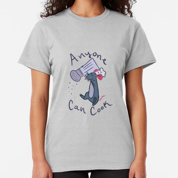 Anyone Can Cook, with salt Classic T-Shirt