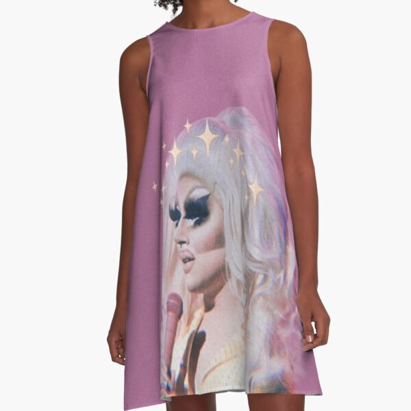 Trixie Mattel A-Line Dress
