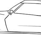 76' Corvette Stingray by laniemccarryart