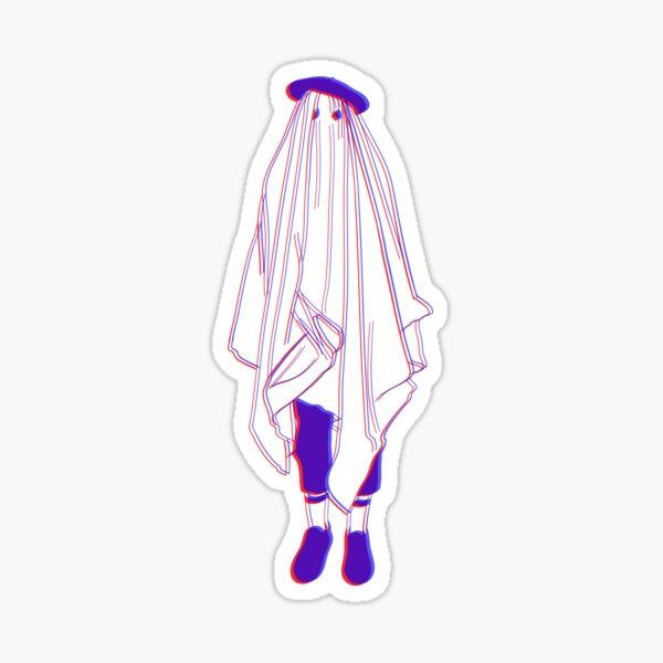 Artist Ghosty Boi Sticker