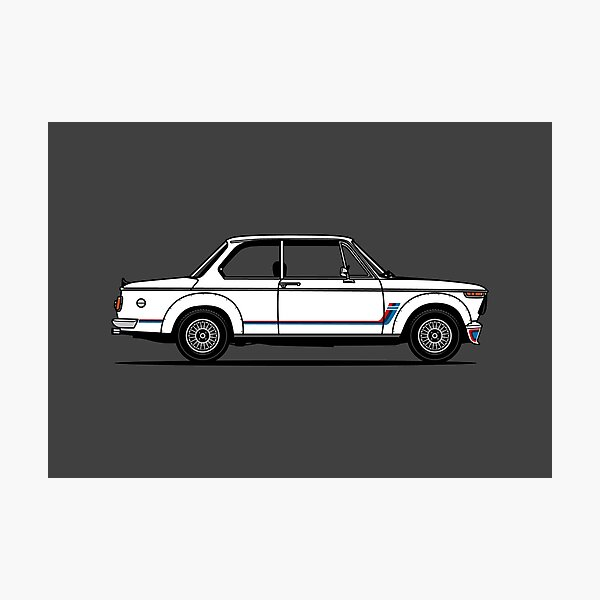 2002 Turbo Road Car Photographic Print