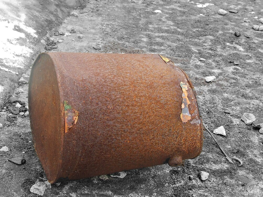 Paint bucket by Nathan  Halpin