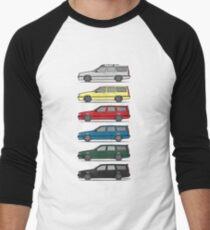 A Stack of Volvo 850 V70 T5 Swedish Turbo Wagons T-Shirt