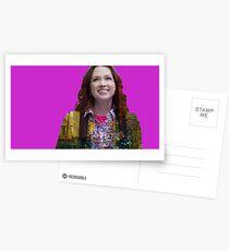 Kimmy Schmidt Postcards