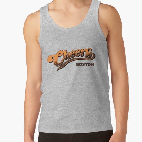 Cheers Boston Beer Retro Vintage Bar  Tank Top