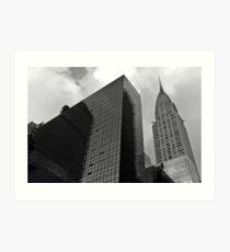 Chrysler Building 2 Art Print