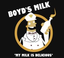 Boyd's Milk