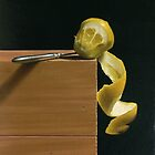 Edgy Lemon by Paul Coventry-Brown