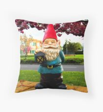 Sakura School Gnome Throw Pillow