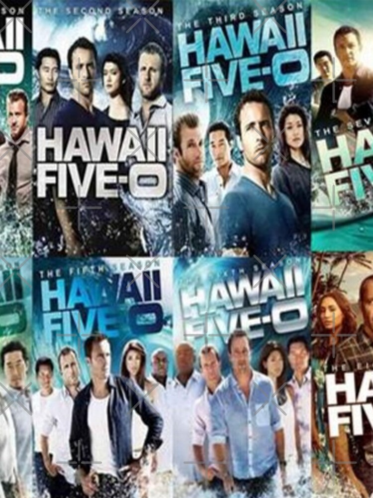 Hawaii five 0  by LaurenceS06