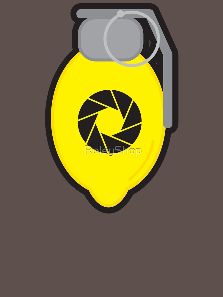 Lemon Grenade by RoleyShop