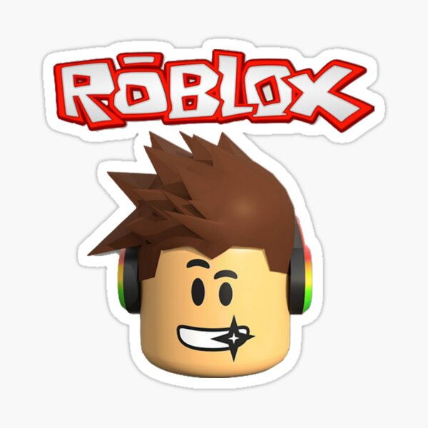Drawing Ideas Roblox Roblox Stickers Redbubble