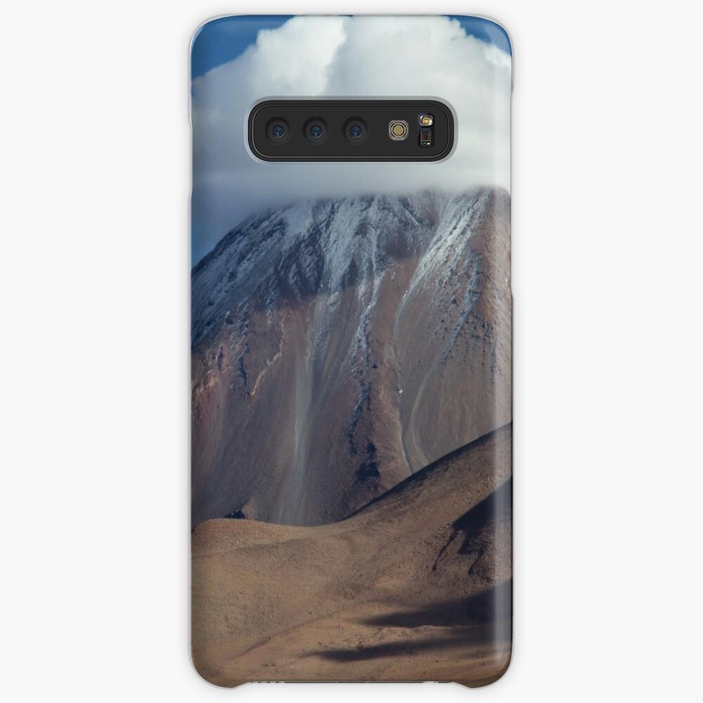Licancabur Volcano Hüllen & Klebefolien für Samsung Galaxy