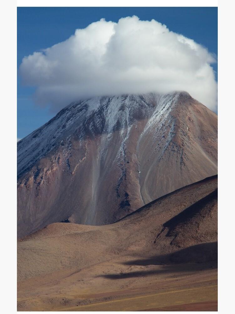 Licancabur Volcano von DianaC