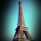Eiffel by babibell