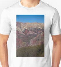 Hornocal Mountain Range T-Shirt