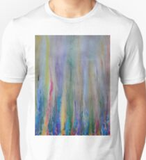 Water venting through Volcanic Minerals Unisex T-Shirt