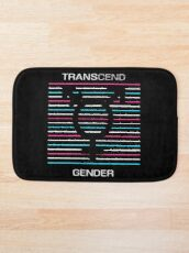 Transcend Gender Bath Mat