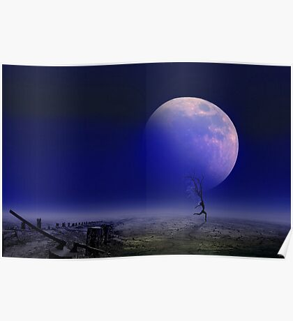 Once In A Blue Moon Poster