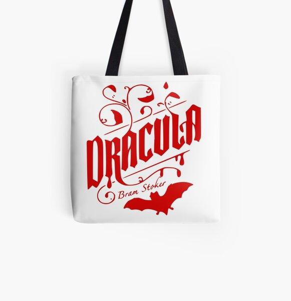 Dracula - Bram Stoker All Over Print Tote Bag