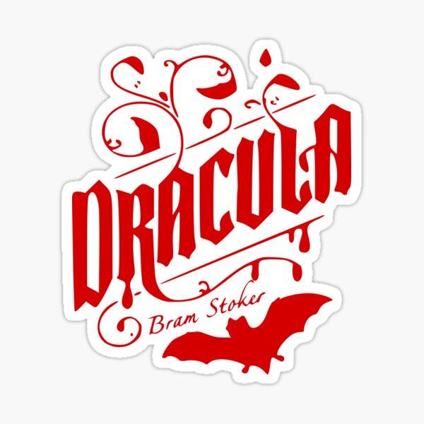 Dracula - Bram Stoker Sticker