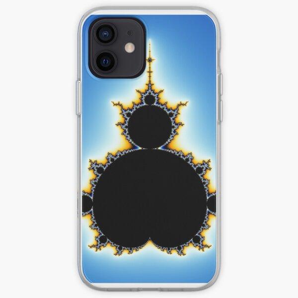 Mandelbrot Set Poster iPhone Soft Case