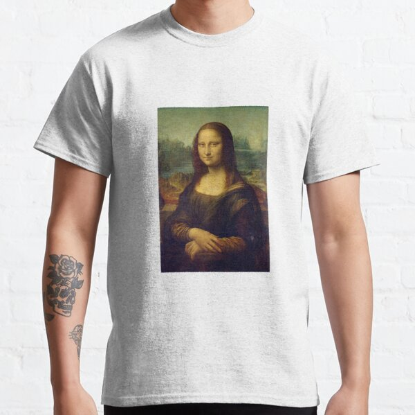 La Joconde  T-shirt classique