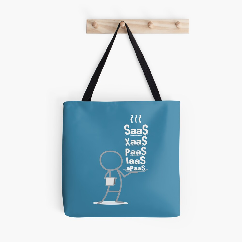 At Your Service. Tote Bag