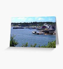 Bush Island-Nova Scotia Greeting Card