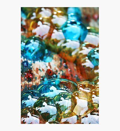 Colorful Bubbles Photographic Print