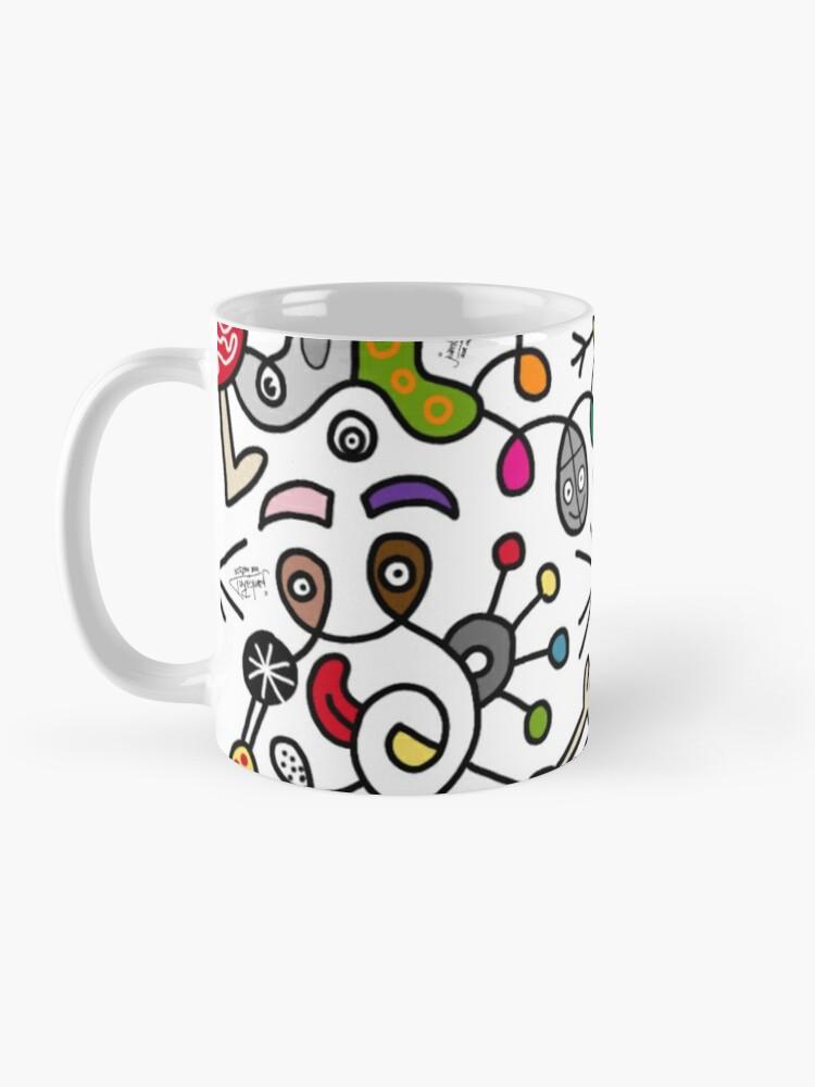 Alternate view of jamkaReD4Meisje Mug