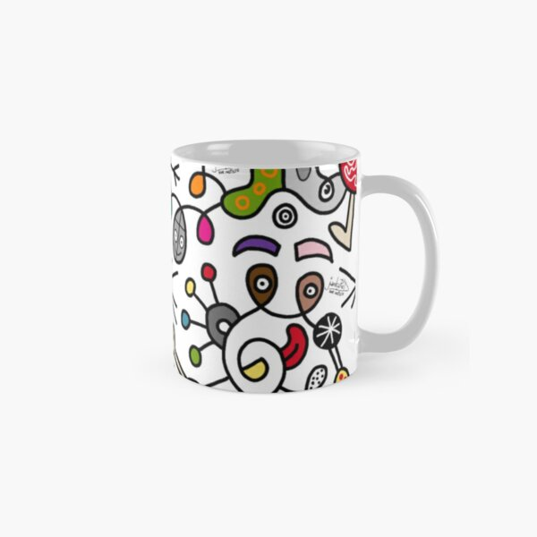jamkaReD4Meisje Classic Mug
