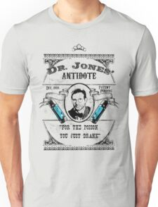 Dr. Jones' Antidote- Indiana Jones Unisex T-Shirt